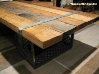 Reclaimed Wood Coffee Tables Ideas  1600 X 1200 ...