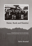 Name, Rank and Number By Sylvia Boxshall