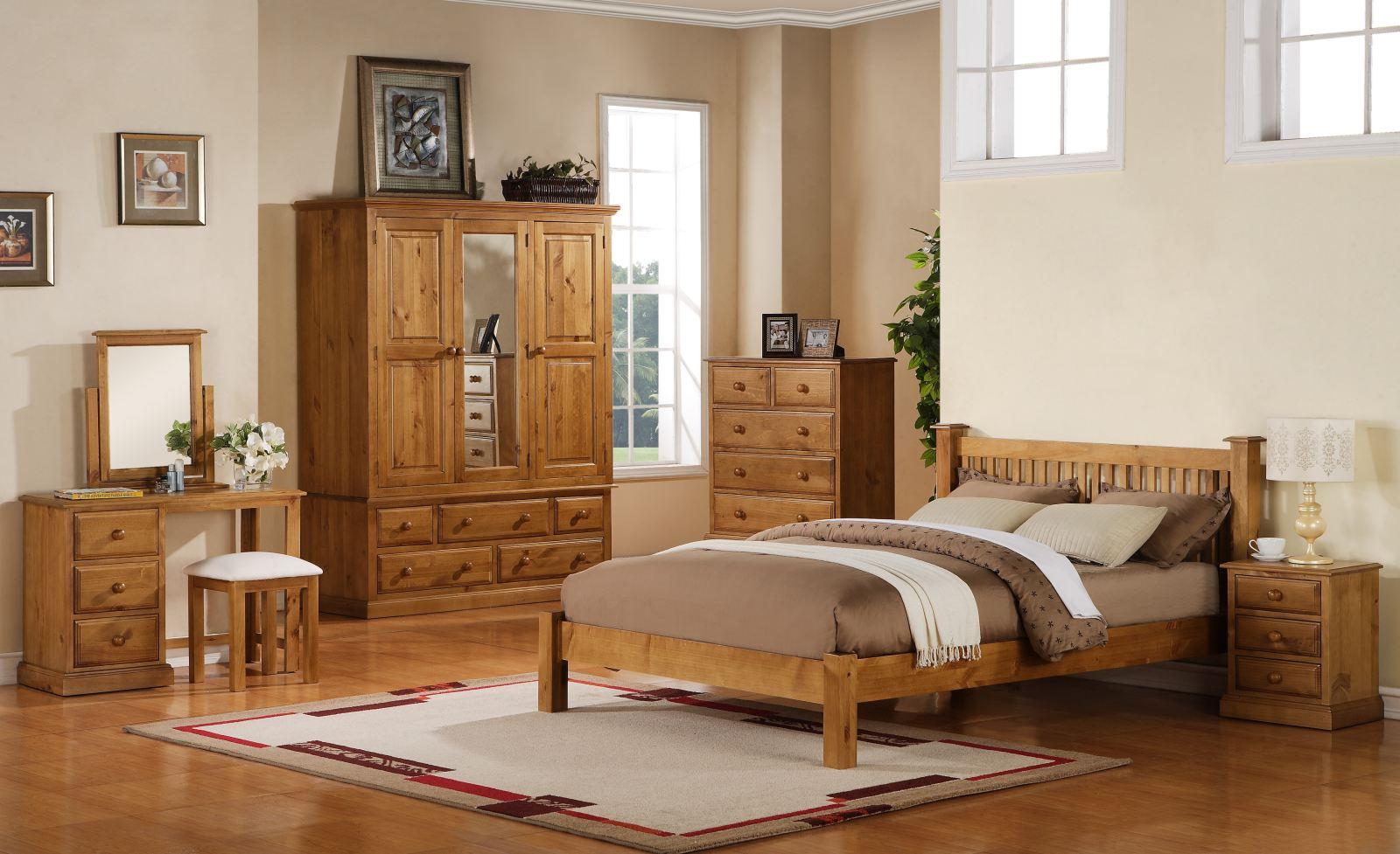 Pine Bedroom Furniture Shopping Tips