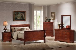cherry wood furniture bedroom decor ideas Archives ...