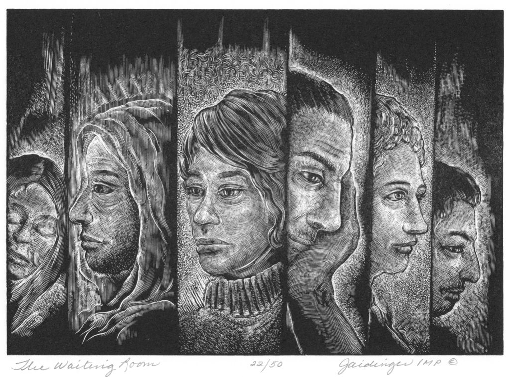 Society of Wood Engravers 79th Annual Exhibition is on the Move!