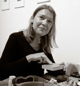 Six-Session Wood Engraving & Letterpress Class with Rebecca Gilbert