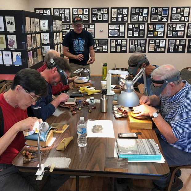 WEN-CON 2019: Celebrating 25 Years and Opening a Wood Engraving Museum