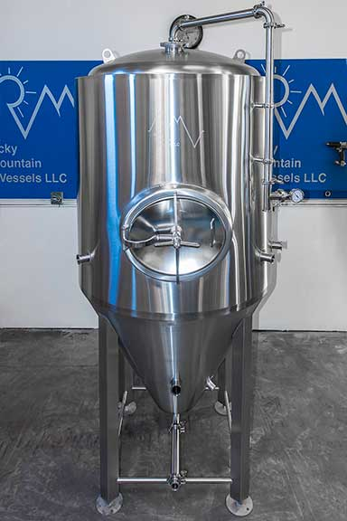 Example of a fermenter.
