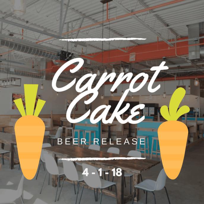 carrot cake beer