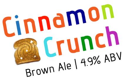cinnamon crunch beer