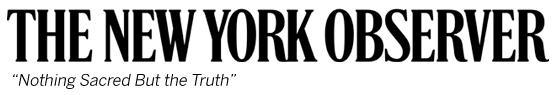 The New York Observer logo