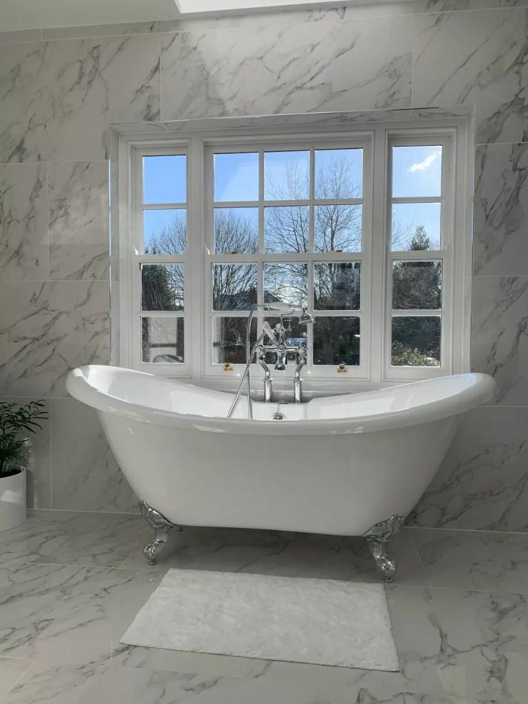 internal sash window