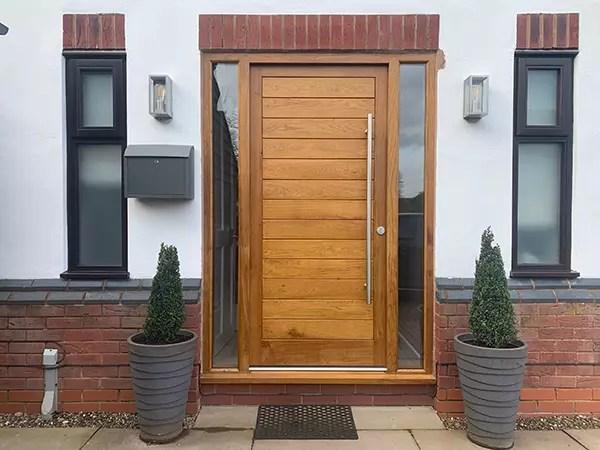modern door uk