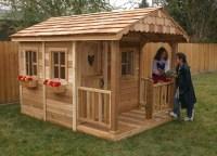 DIY Designs - Kids Pallet Playhouse Plans | Wooden Pallet ...