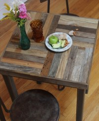 Pallet Kitchen Table for Your Dining Area | Wooden Pallet ...