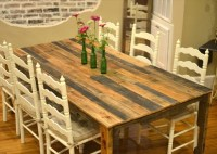 How To Build A Kitchen Table PDF Woodworking