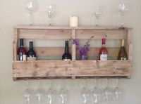 DIY Wooden Pallet Shelves Ideas | DIY Craft Projects