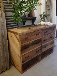 DIY Wood Pallet Dresser | Wooden Pallet Furniture