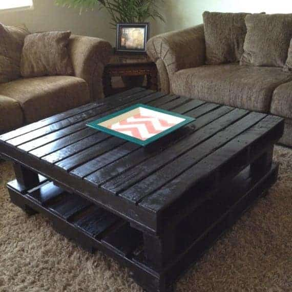 Pallet Coffee Table 3
