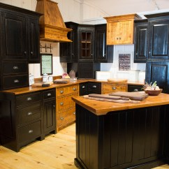 Kitchen Display Kmart Rough Cut The Wooden Penny Custom Furniture Kitchens Cottage Decor