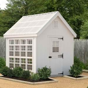 Garden DIY Sheds