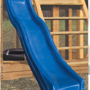 Residential Slides for 4 Foot Deck Height