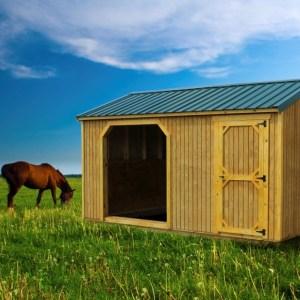 Horse Buildings