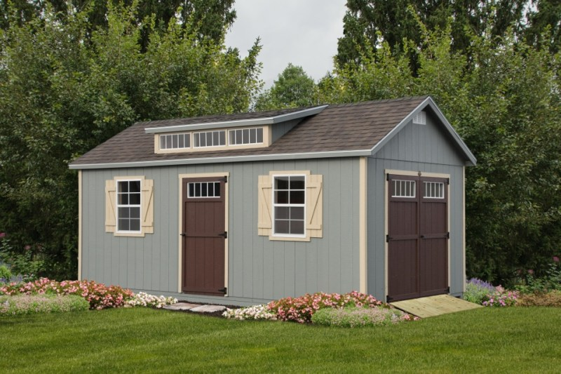 Premier Collection - Craftsman Shed