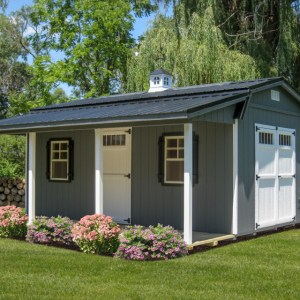 Premier Collection - Rochester Shed