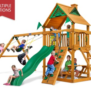 Home Wooden Playscapes