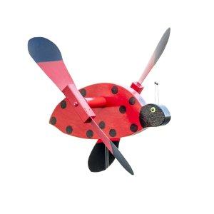 Ladybug Whirly Bird by Beaver Dam