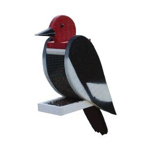 Woodpecker Bird Feeder by Beaver Dam