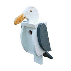 Seagull Birdhouse by Beaver Dam