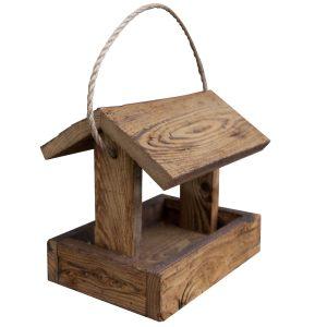 Platform Bird Feeder by Brookside Woodworks