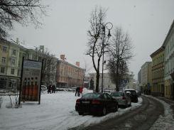 Vokiečių gatvės alėjoje įsidarbino sezoniniai architektai
