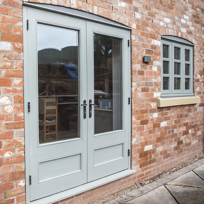 gallery of timber windows and doors