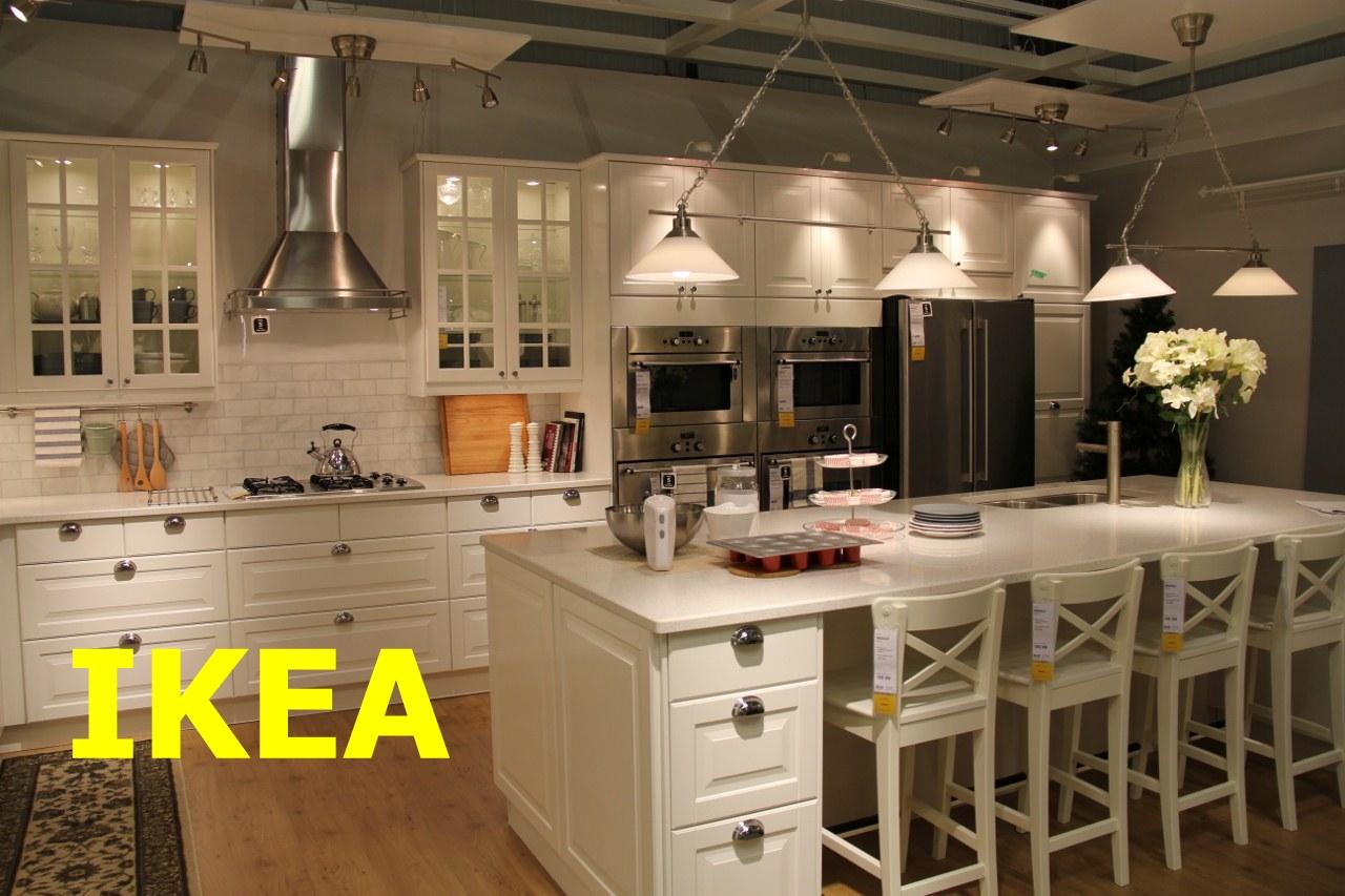 February  2013  IKEA KITCHEN INSTALLATION WITH WOOD ESSENCE