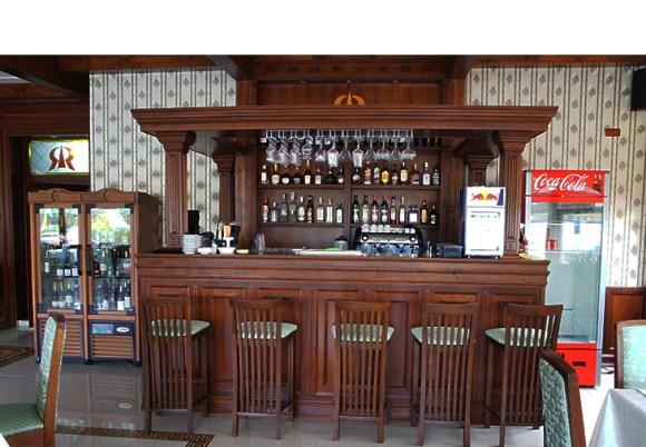 Bar Din Lemn Pentru Terasa
