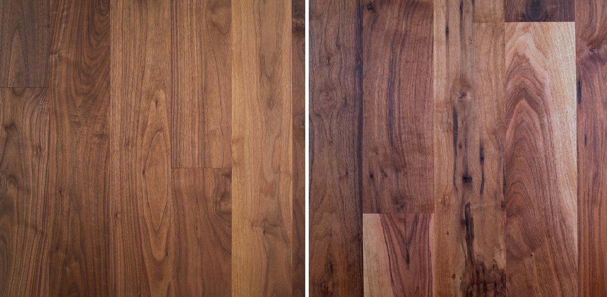 Sneak Peek  Walnut Lumber Processing for Flooring