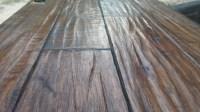 Dark Cabinets With Hickory Wood Floors - Wood Floors
