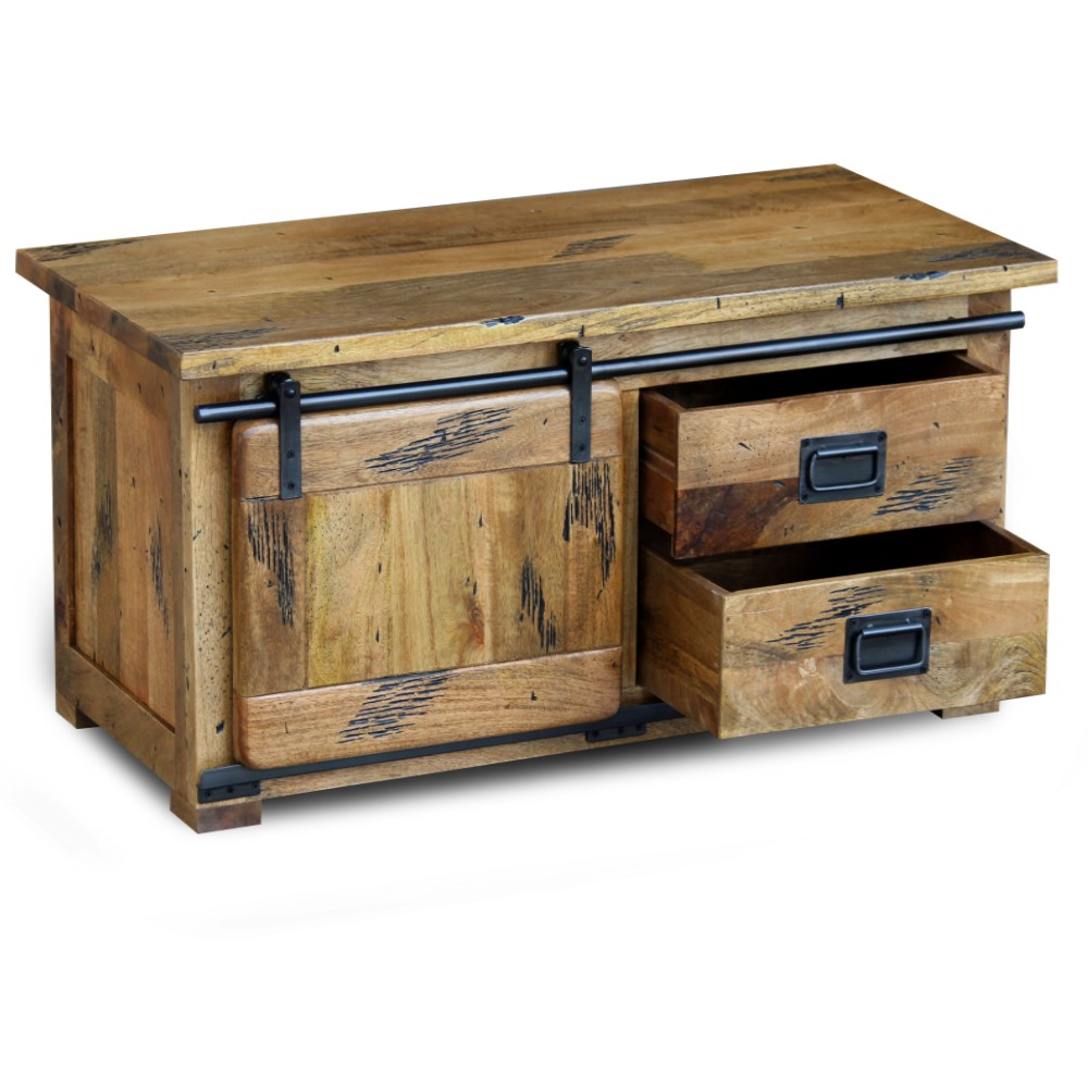 raipur collection small tv stand coffee table