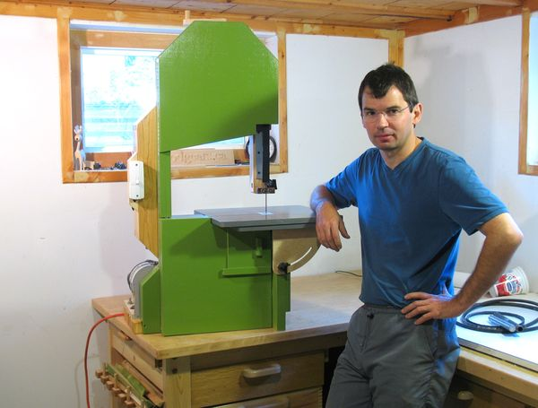 14 Quot Bandsaw Build Things Learned