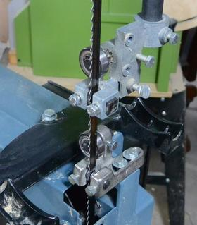 Carter Bandsaw Guides Canada