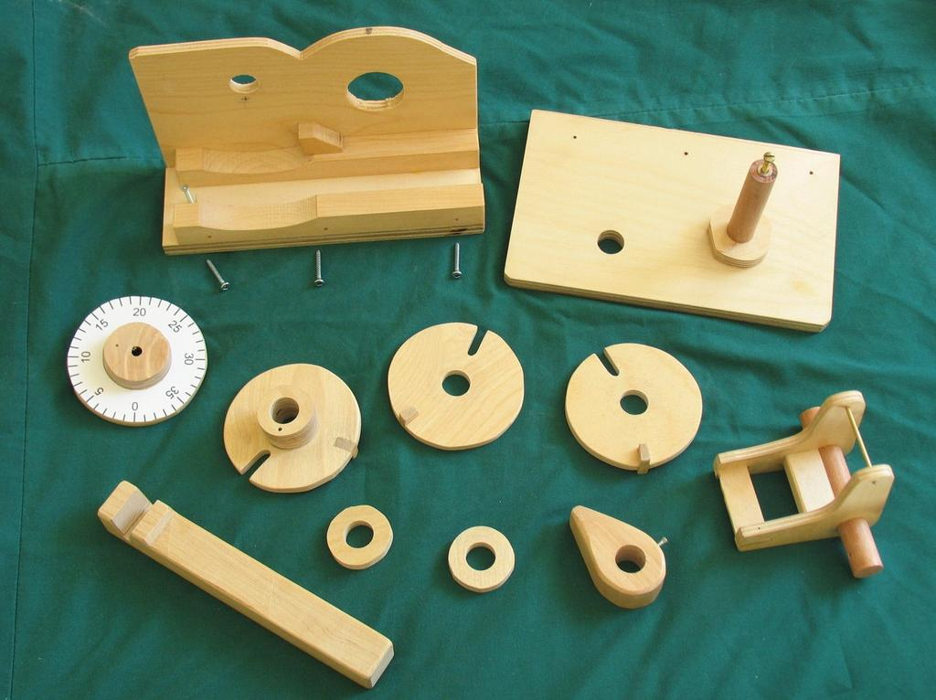Wooden Combination Lock Plans Diy Free Download Plans