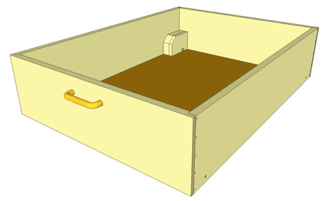 Under Bed Storage Drawers Plans