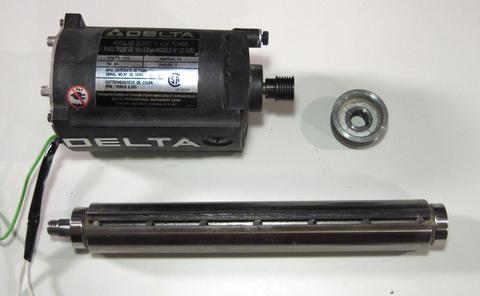 Delta X5 Jointer Parts