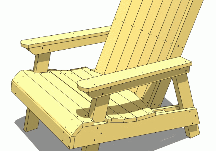 Wood Chair Design Plans