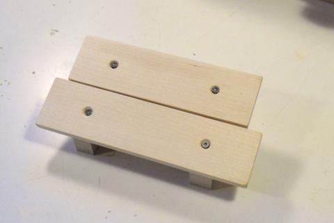 wooden percussion elements continued xylophone bars
