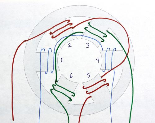 three phase wiring diagrams carrier ac diagram how induction motors work