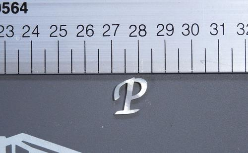 ... ruler, then used my BigPrint program to scale a printout exactly 3x