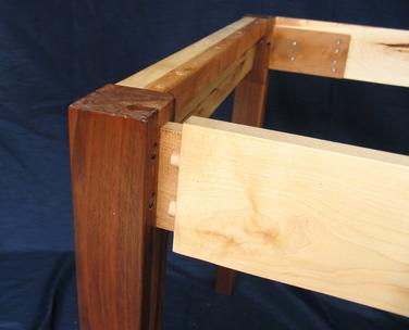 building a table