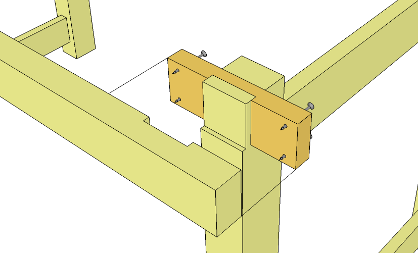 Image Result For Dismantle Mortise Joints