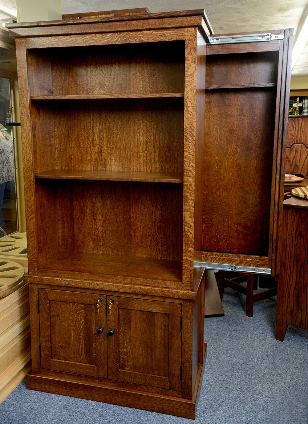 Concealment Wood Grains Furniture Gifts Rocky Mount Va