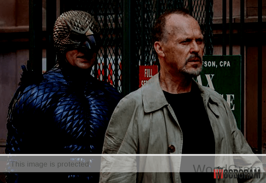 Hollywood Actor Birdman Michael Keaton